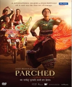 Parched Hindi DVD