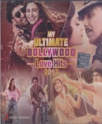 My Ultimate Bollywood Love Hits 2017 Hindi Audio (A Set Of 2 CD's)