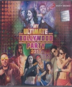 My Ultimate Bollywood Party 2017 Hindi Audio (A Set Of 2CD's)