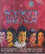 Bollywood Retro Love Hindi CD