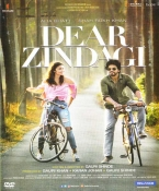 Dear Zindagi Hindi DVD