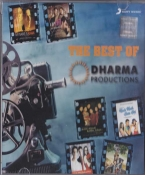 The Best Of Dharma Productions Hindi (A Set Of 2 CD's)