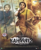 Kahaani 2 Hindi DVD