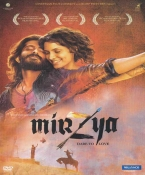 Mirzya Hindi DVD