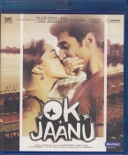 OK Jaanu Hindi Blu Ray