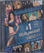 Number1 Bollywood Hits Vol 4 Hindi DVD