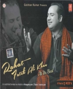 Rahat Fateh Ali Khan At Its Best Hindi (A Set Of 2 CD's)