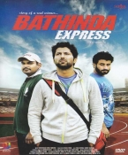 Bathinda Express Punjabi DVD