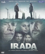 Irada Hindi DVD