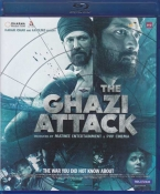 The Ghazi Attack Hindi Blu Ray