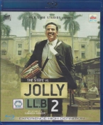 Jolly LLB 2 Hindi Blu Ray