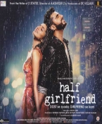 Half Girl Friend Hindi CD