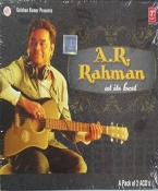 A.R.Rahman at its Best Hindi Audio CD