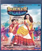 Badrinath Ki Dulhania Hindi Blu Ray