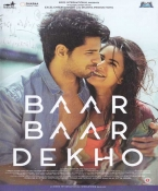 Baar Baar Dekho Hindi DVD