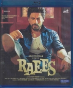 Raees Hindi Blu Ray
