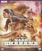 Naam Shabana Hindi DVD