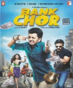 Bank Chor Hindi DVD