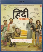 Hindi Medium Hindi Blu Ray