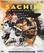 Sachin Sachin A Billion Dreams  Hindi DVD