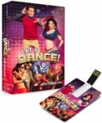 Lets Dance Latest Dance Hits Music Card
