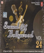 Sound of Bollywood vol 24 Hindi CD