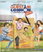 Guest In London Hindi DVD