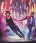 Munna Micheal Hindi DVD