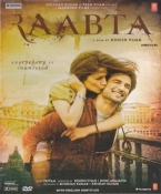 Raabta Hindi DVD