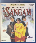 Sangam Hindi Blu Ray