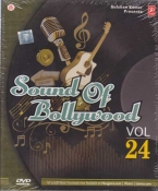 Sound of Bollywood Vol 24 Hindi DVD