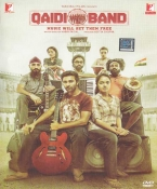 Qaidi Band Hindi DVD
