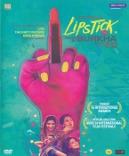 Lipstick Under My Burkha Hindi DVD