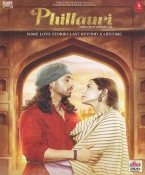 Phillauri Hindi DVD