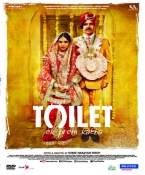 Toilet Hindi DVD