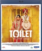 Toilet Hindi Blu Ray