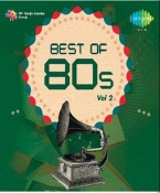 Best Of 80s Vol 2 Hindi Audio CD