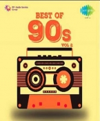 Best Of 90s Vol 2 Hindi Audio CD