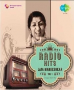 Radio Hits Lata Mangeshkari Vol 1  Hindi ( A Set Of 2 CD's)