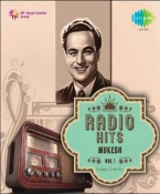 Radio Hits Mukesh Vol 1  Hindi ( A Set Of 2 CD's)