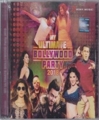 My Ultimate Bollywood Party 2018 CD