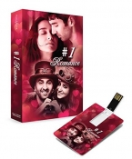 Number 1 Romance Hindi Songs Music Card