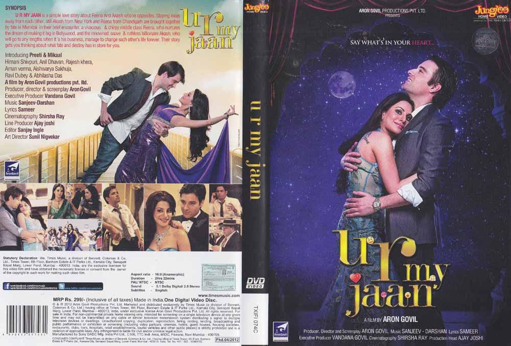 the U R My Jaan full movie download hd
