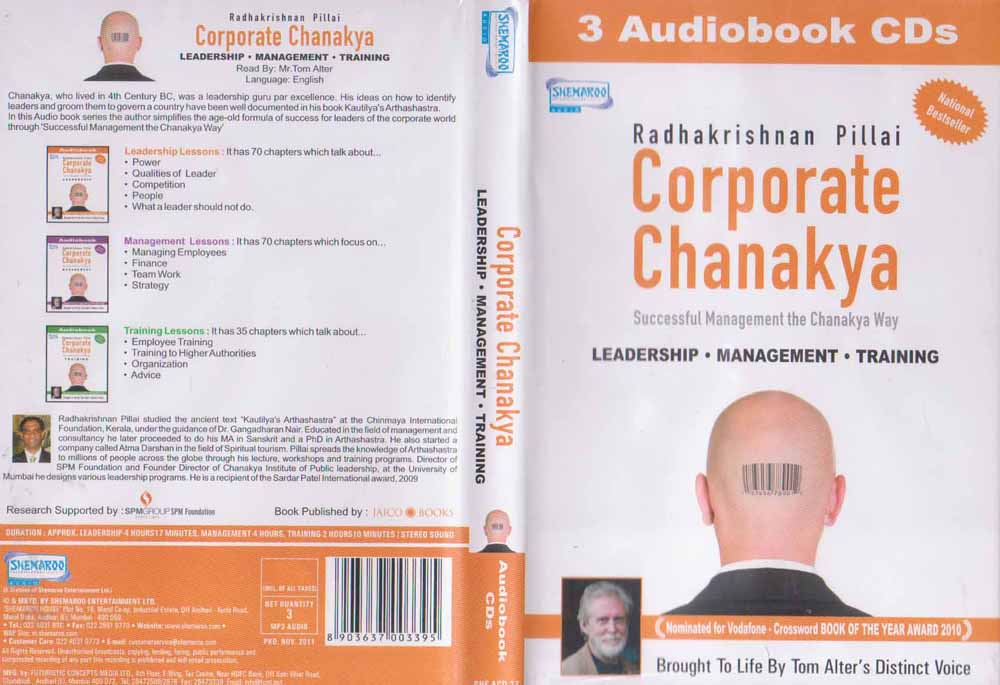 corporate chanakya audiobook