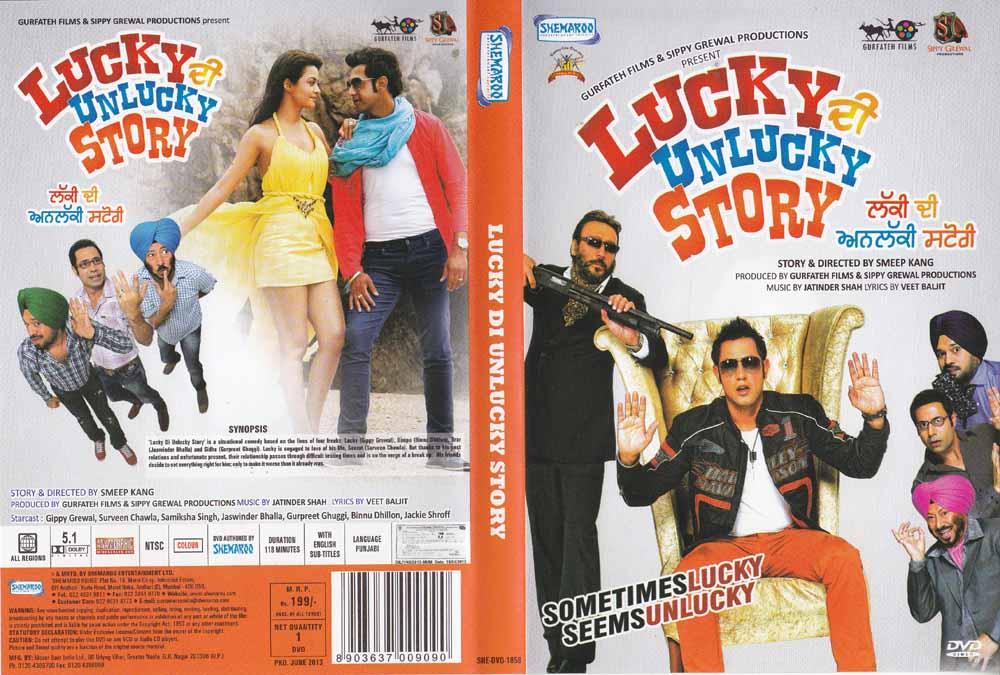 Hindi Full Movie Lucky Di Unlucky Story