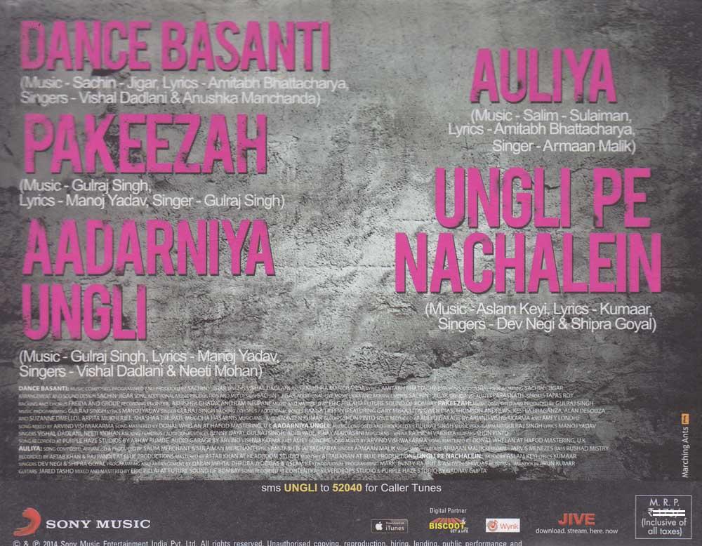 ungli gang hindi movie