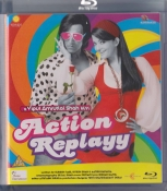 Action Replayy Blu Ray
