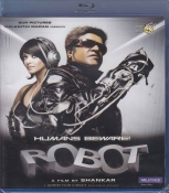 Robot Hindi Blu Ray