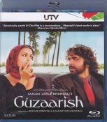 Guzaarish Hindi Blu Ray