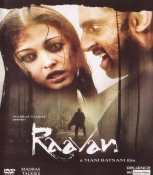 Raavan Hindi DVD